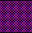 seamless dark purple abstract square pattern vector image vector image