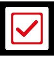 Checkbox icon vector image vector image