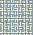 Maze Pattern on Pastel Color vector image vector image