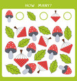 Educational math game for kids
