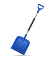 snow shovels 02 vector image