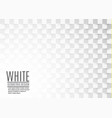 beautiful white abstract texture vector image vector image