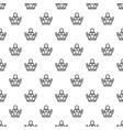 customer retention pattern seamless vector image vector image