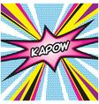 KAPOW Pop Art