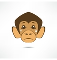 Crying Monkey vector image