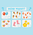 childrens educational logic game mathematical vector image