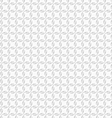 Slim gray diagonal fastened arks vector image vector image