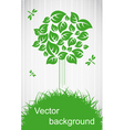 Ecological tree vector | Price: 1 Credit (USD $1)