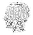 Concrete Paver Molds The Latest Trend in Home vector image vector image