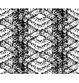 pointillism style seamless pattern vector image