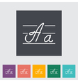 Samples in words vector image