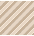 Simple seamless striped pattern background vector image vector image