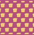 breads background design vector image vector image