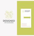 business logo for design designer sketch tools vector image vector image