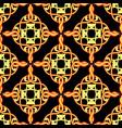 vintage damask seamless pattern ornamental vector image