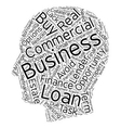 Business Opportunity Investment And Business Loan vector image vector image