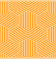 seamless geometric pattern - striped texture vector image