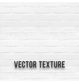 White brick wall seamnless texture
