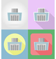 household appliances for kitchen 12 vector image