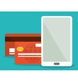 payment icon design vector image vector image
