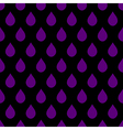 Purple Black Water Drops Background vector image vector image