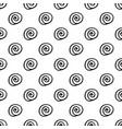 abstract spiral shells fashion flat seamless vector image