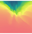 Colorful Abstract Background Multicolor vector image vector image