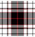 tartan plaid seamless pattern vector image vector image