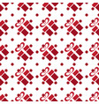 christmas gift boxes seamless pattern vector image vector image
