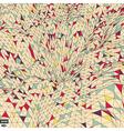 Colorful Mosaic Backdrop Geometric Pattern vector image