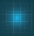 blue grid vector image vector image