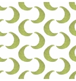 Pattern of goloden crescent Seamless pattern in vector image vector image