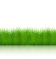 Grass on white background eps10 vector | Price: 1 Credit (USD $1)