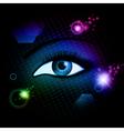 hypnosis vector image