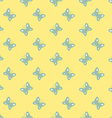 Buttefly pattern vector image