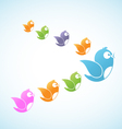 Social Media Followers vector image vector image
