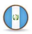 Guatemala Seal vector image vector image