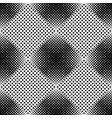 monochrome abstract seamless diagonal square vector image vector image