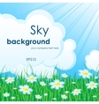 Sky nature background