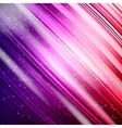 Abstract background with colored lines and light vector image