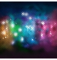 Abstract mozaic background vector image vector image