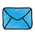 envelope design vector image vector image