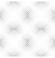 geometrical seamless abstract diagonal square vector image vector image