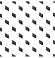 postal envelope pattern seamless vector image vector image