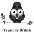 Typically British vector image vector image
