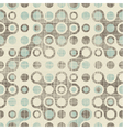 Retro spot pattern vector image vector image