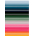 striped colorful background vector image