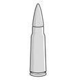 bullet vector image vector image