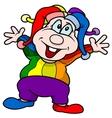 Circus Clown vector image vector image