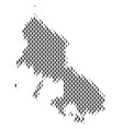 skyros greek island map population demographics vector image vector image